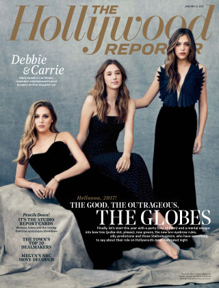 The Hollywood Reporter Jan 13 2017