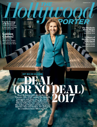 The Hollywood Reporter Jan 20 2017