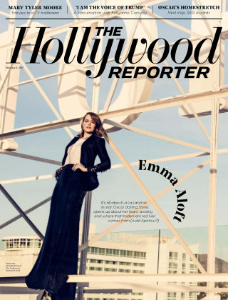 The Hollywood Reporter Feb 3 2017