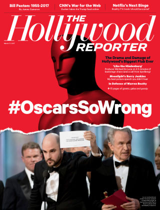 The Hollywood Reporter Mar 10 2017