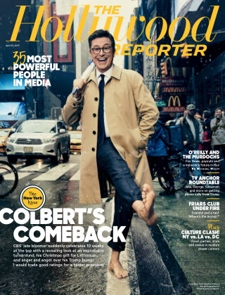 The Hollywood Reporter Apr 13 2017