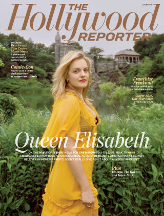The Hollywood Reporter Jul 19 2017