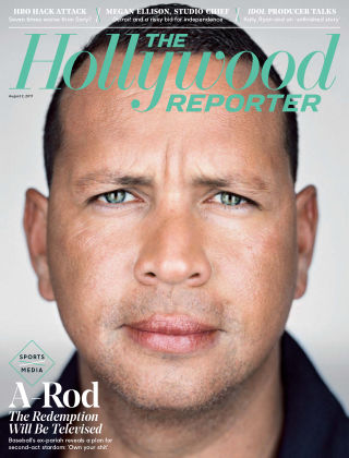 The Hollywood Reporter Aug 2 2017