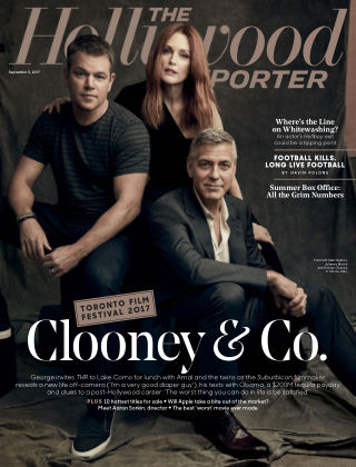 The Hollywood Reporter Sep 6 2017