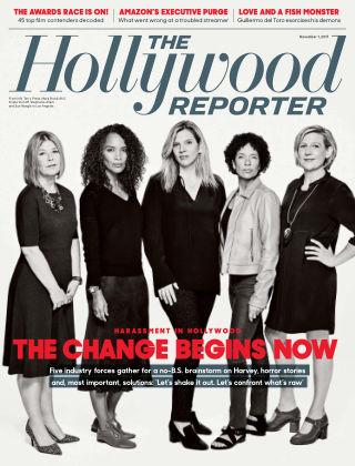 The Hollywood Reporter Nov 1 2017