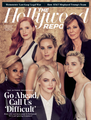 The Hollywood Reporter Nov 15 2017