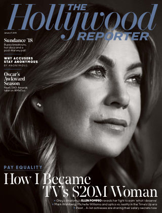 The Hollywood Reporter Jan 17 2018