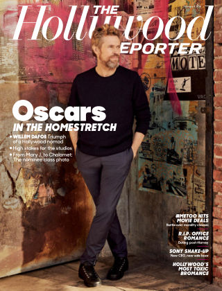 The Hollywood Reporter Feb 7 2018