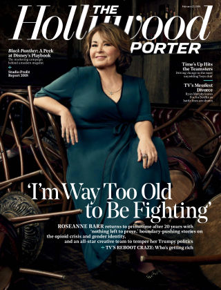 The Hollywood Reporter Feb 21 2018