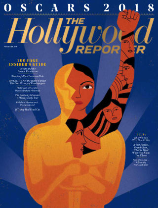 The Hollywood Reporter Feb 28 2018