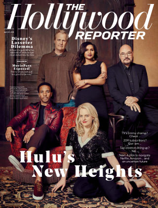 The Hollywood Reporter Apr 25 2018