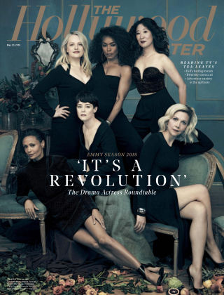 The Hollywood Reporter May 23 2018