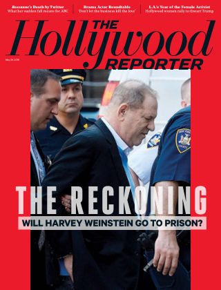 The Hollywood Reporter May 30 2018