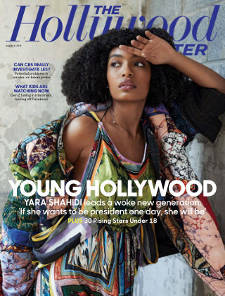 The Hollywood Reporter Aug 8 2018