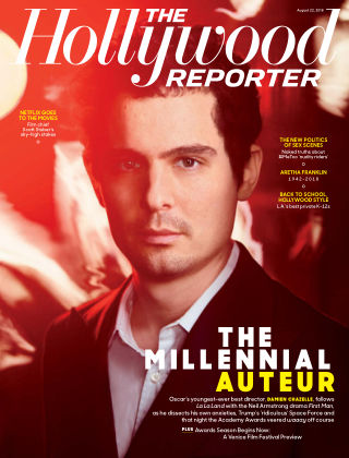 The Hollywood Reporter Aug 22 2018