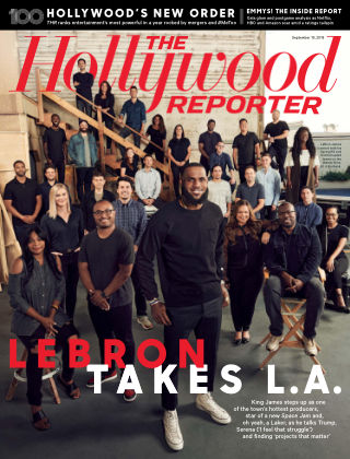 The Hollywood Reporter Sep 19 2018