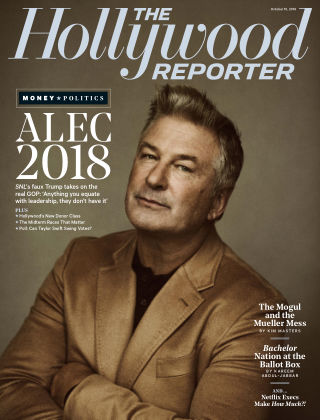 The Hollywood Reporter Oct 10 2018