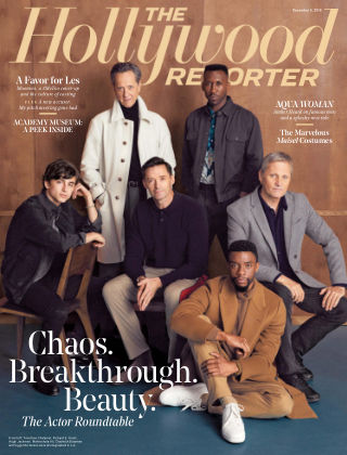 The Hollywood Reporter Dec 5 2018