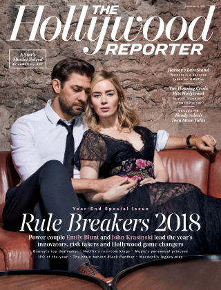 The Hollywood Reporter Dec 17 2018