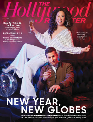 The Hollywood Reporter Jan 4 2019