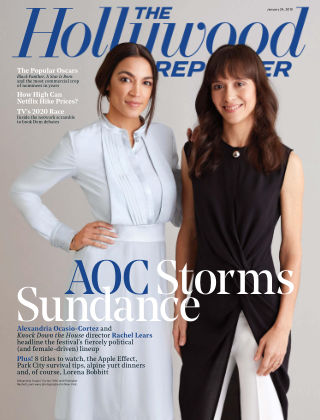 The Hollywood Reporter Jan 24 2019