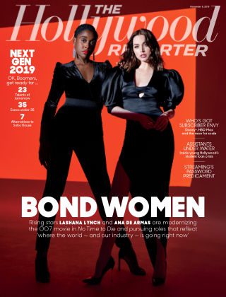 The Hollywood Reporter Nov 6 2019