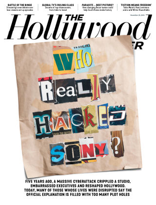 The Hollywood Reporter Nov 25 2019