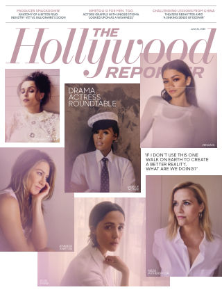 The Hollywood Reporter June 2020