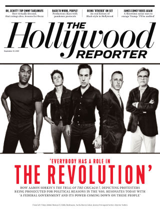 The Hollywood Reporter September 2020