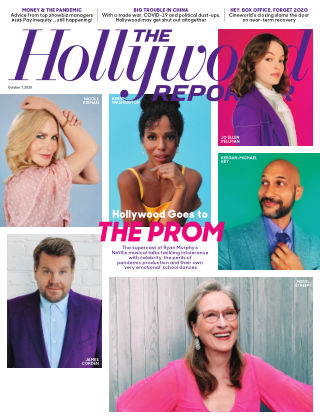 The Hollywood Reporter October 2020