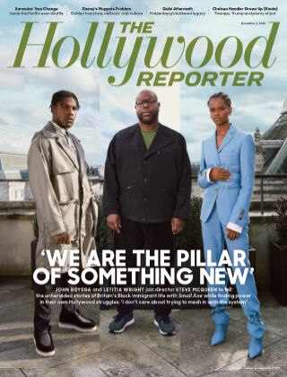 The Hollywood Reporter November 2020