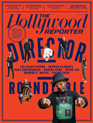 The Hollywood Reporter January 2021