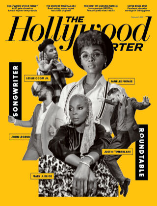 The Hollywood Reporter February 2021