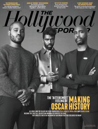 The Hollywood Reporter March 2021