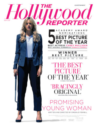 The Hollywood Reporter April 2021
