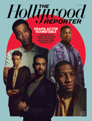 The Hollywood Reporter June 2021