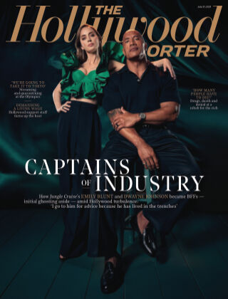The Hollywood Reporter July 2021