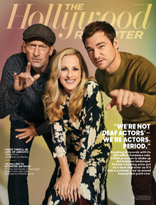 The Hollywood Reporter August 2021
