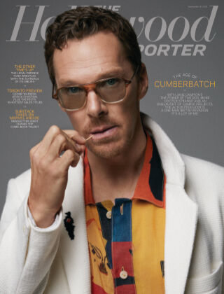 The Hollywood Reporter 8th Sept 2021