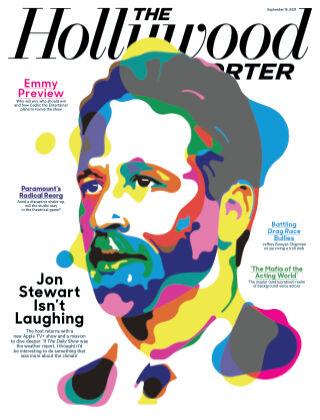 The Hollywood Reporter September 2021