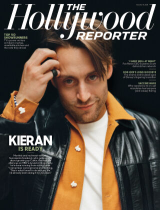 The Hollywood Reporter October 2021