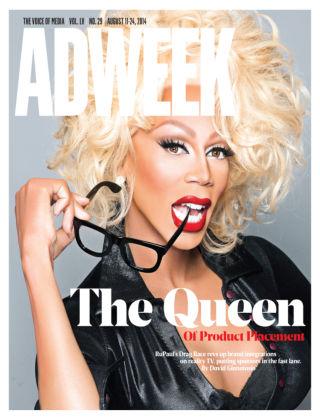Adweek 2014-08-10