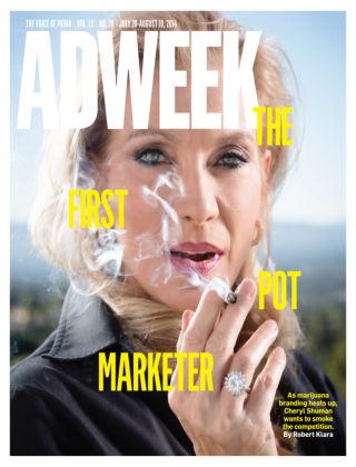 Adweek 2014-07-27