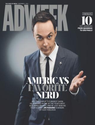 Adweek September 2014
