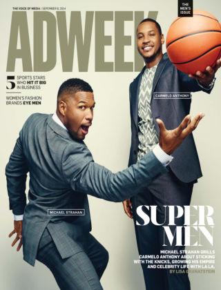 Adweek 2014-09-08