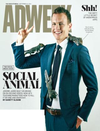 Adweek 2014-09-14