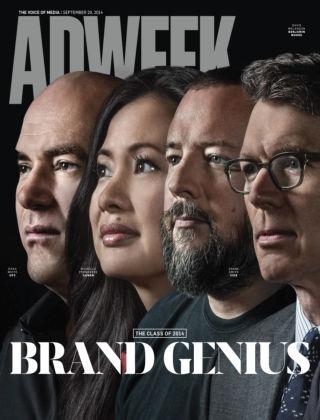 Adweek 2014-09-28
