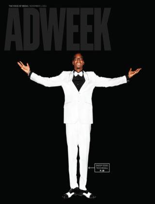 Adweek November 3, 2014