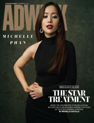 Adweek November 10, 2014