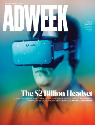 Adweek January 5, 2015